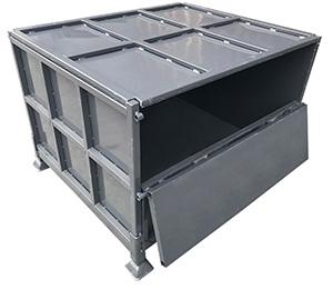 中小型铁箱
